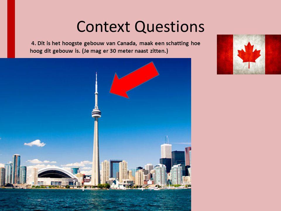 Context Questions 4.