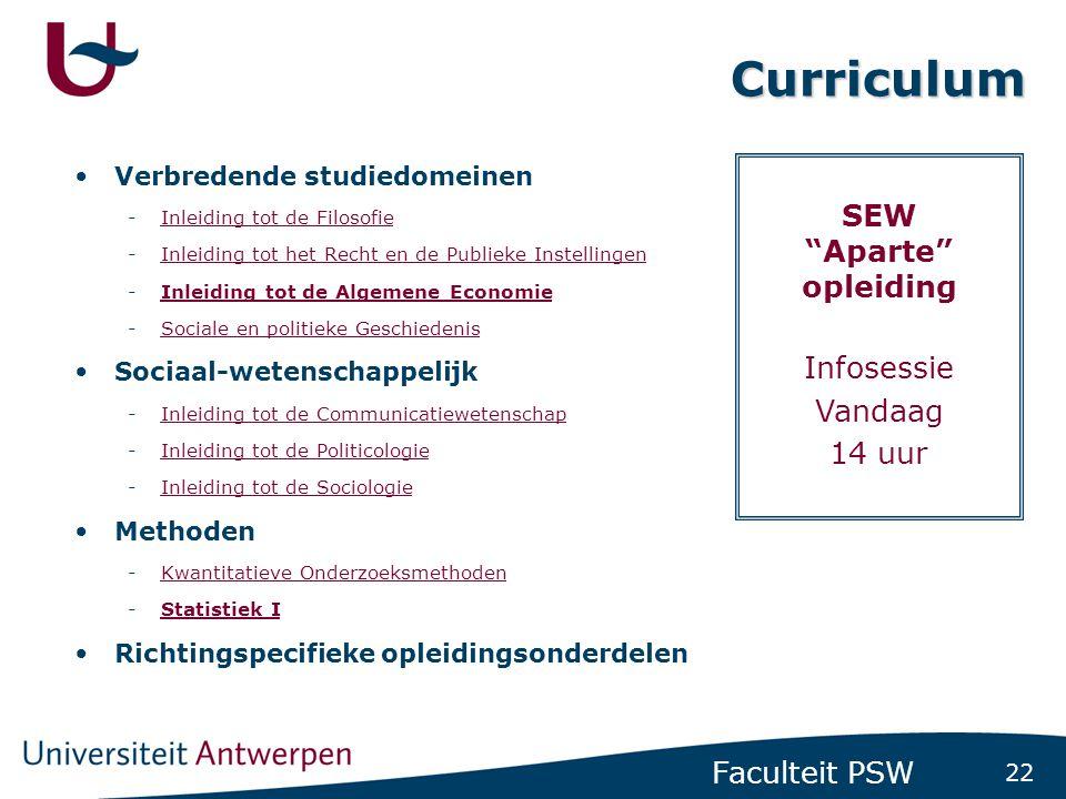 Examens Voor opleidingsonderdelen van het eerste semester worden de examens georganiseerd in januari 2007, tenzij anders vermeld!