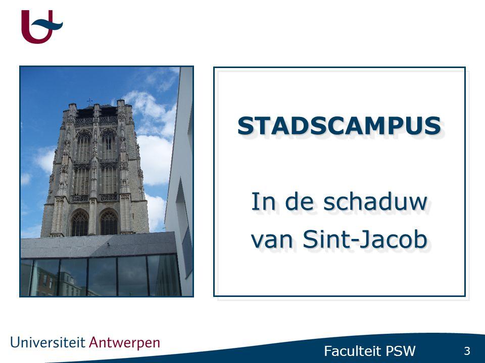 Faculteit PSW Hoofd-bibliotheek (Prinsstraat)