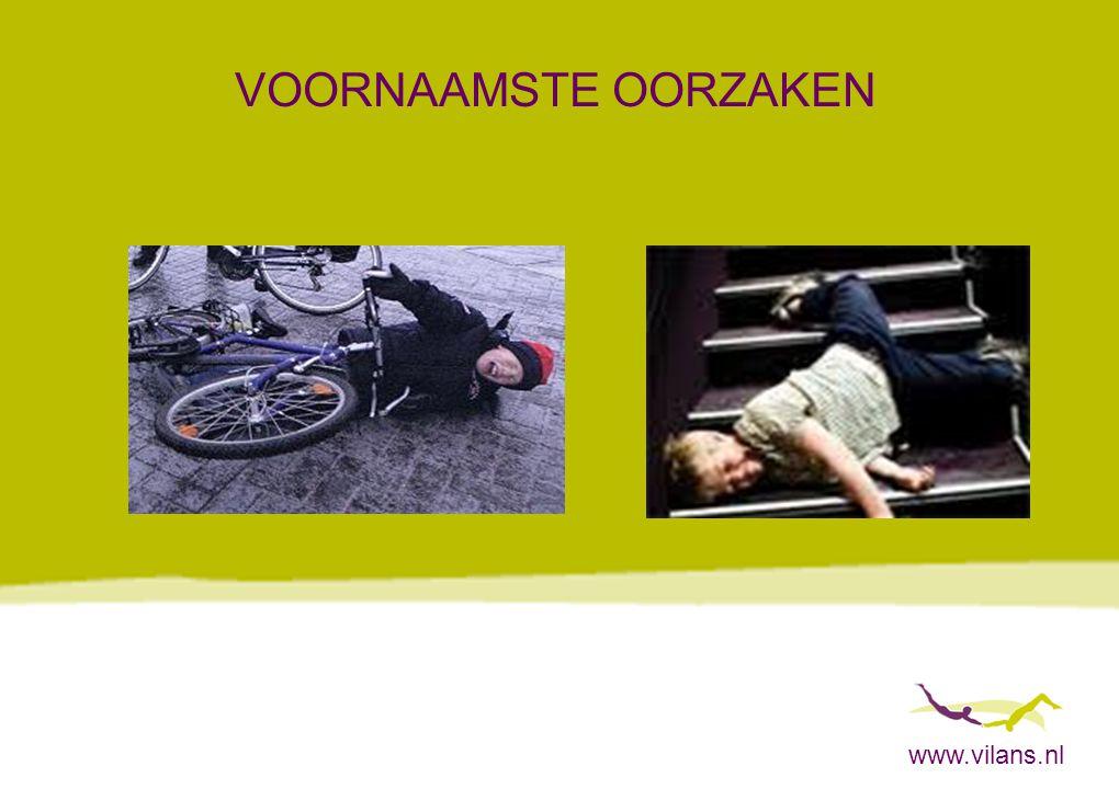 VOORNAAMSTE OORZAKEN www.vilans.nl
