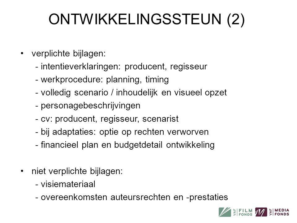 ONTWIKKELINGSSTEUN (2)