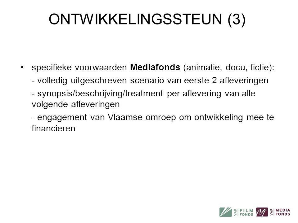 ONTWIKKELINGSSTEUN (3)