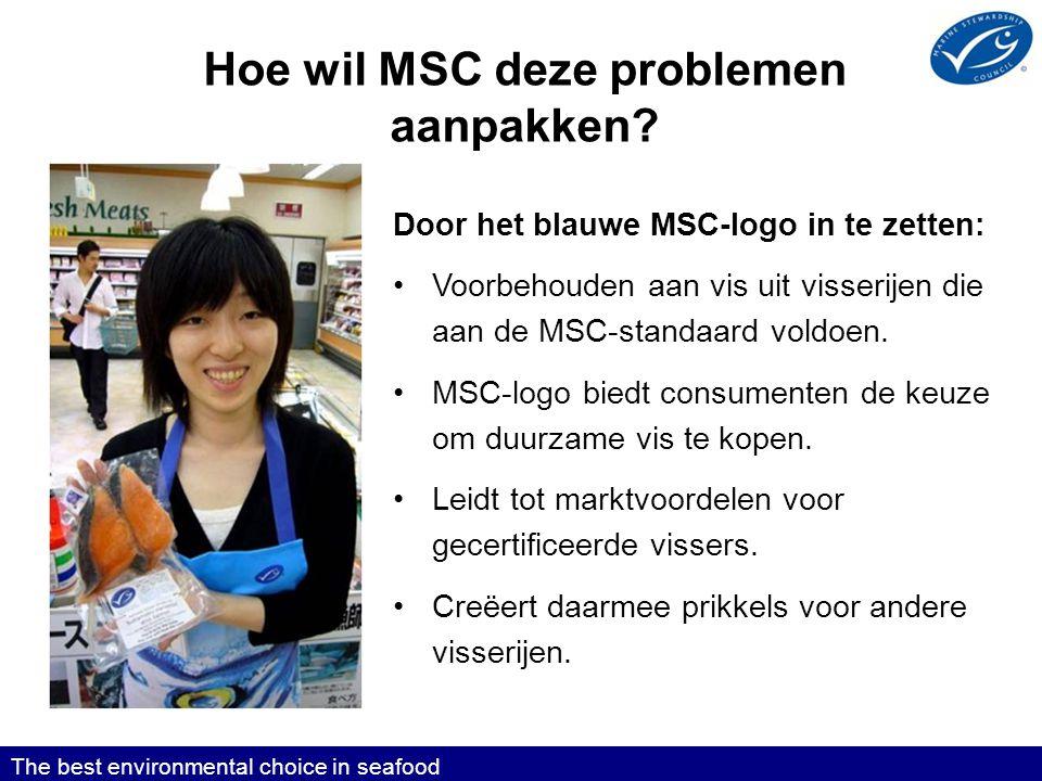 Hoe wil MSC deze problemen aanpakken