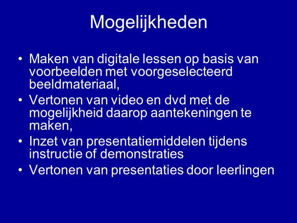 Voorbeelden Video Hunebedden