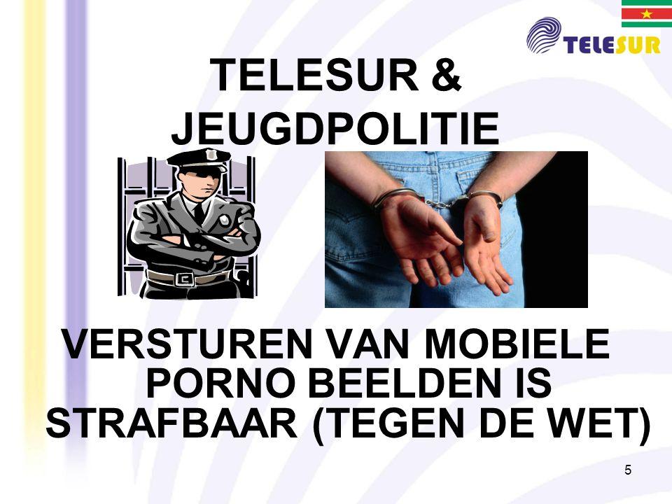 TELESUR & JEUGDPOLITIE