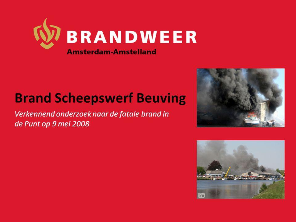 Brand Scheepswerf Beuving