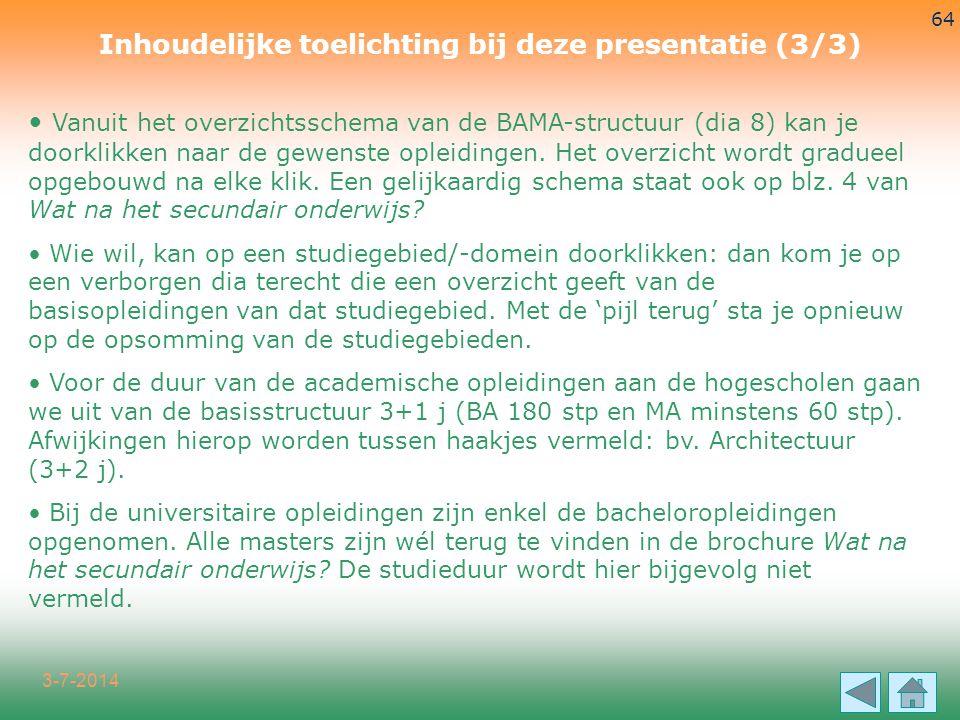 Inhoudelijke toelichting bij deze presentatie (3/3)