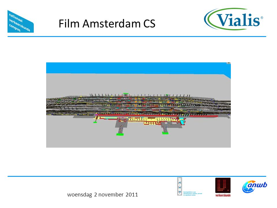Film Amsterdam CS woensdag 2 november 2011