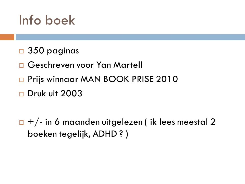 Info boek 350 paginas Geschreven voor Yan Martell