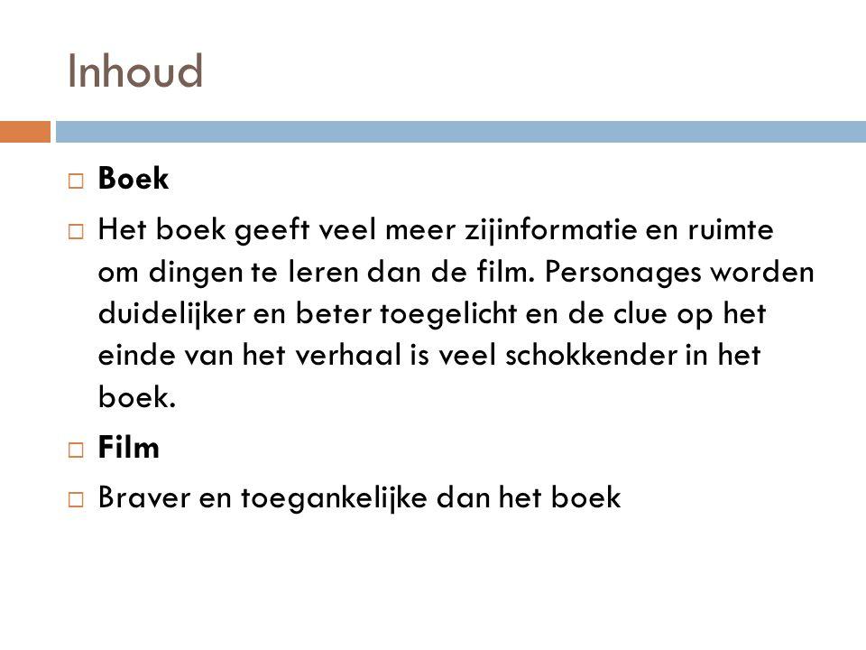 Inhoud Boek.