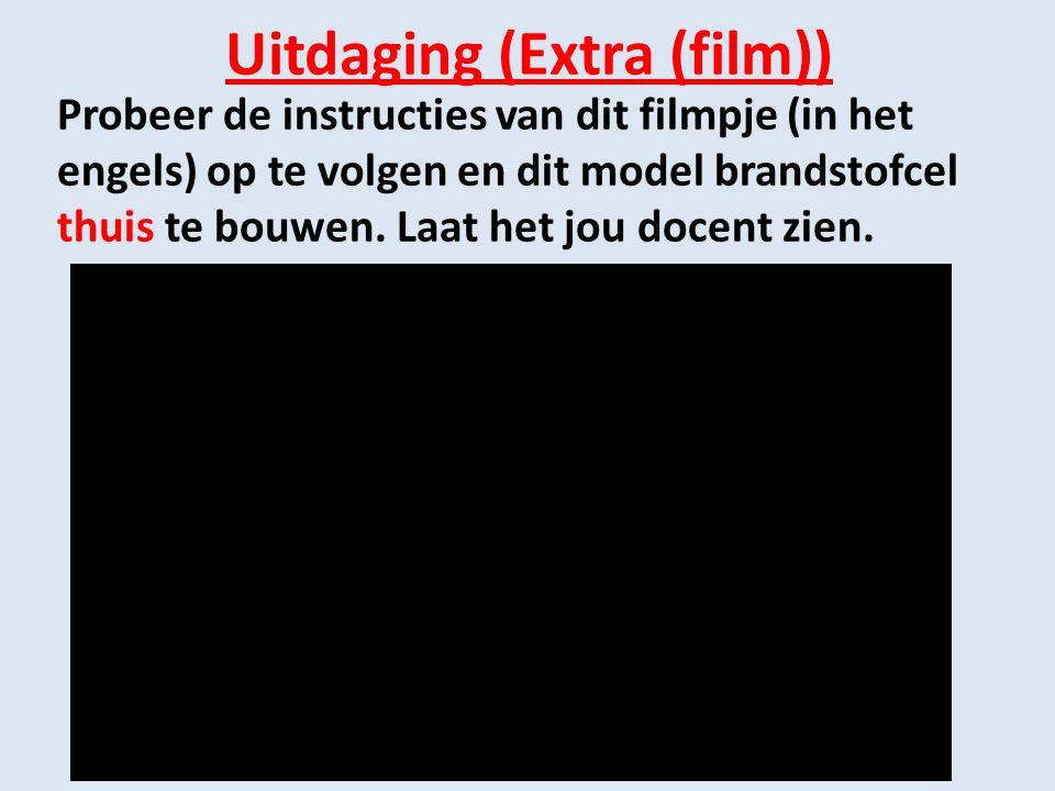 Uitdaging (Extra (film))