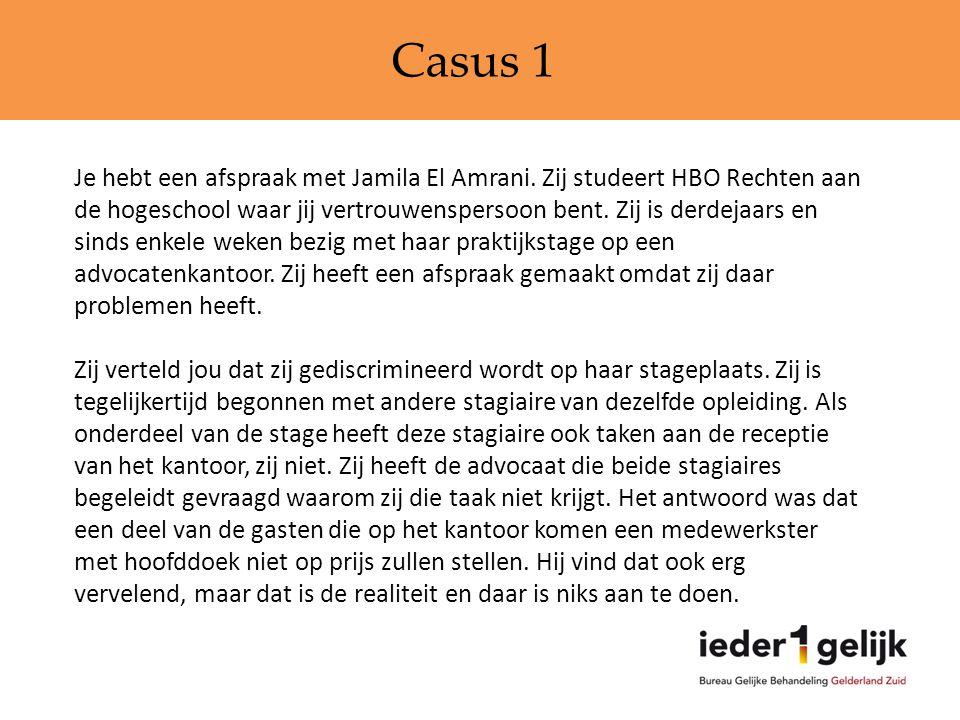 Casus 1