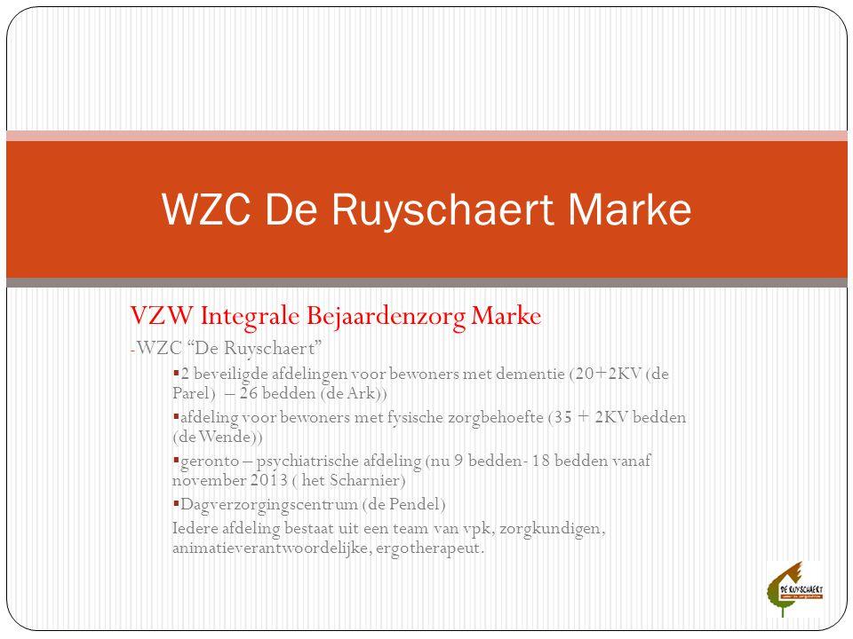 WZC De Ruyschaert Marke
