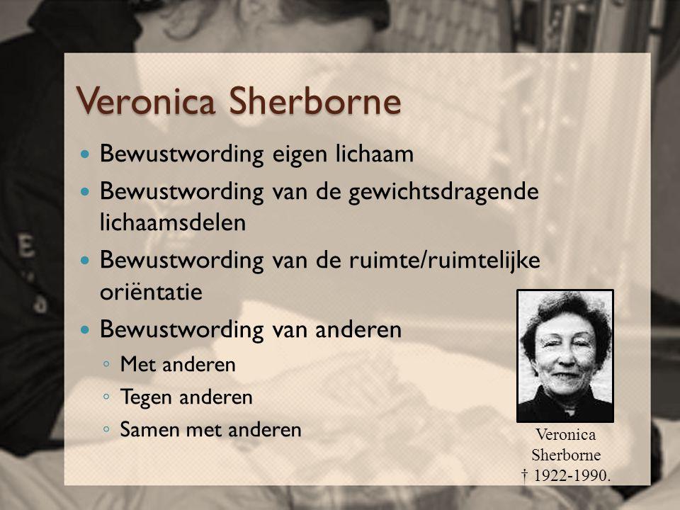 Veronica Sherborne Bewustwording eigen lichaam
