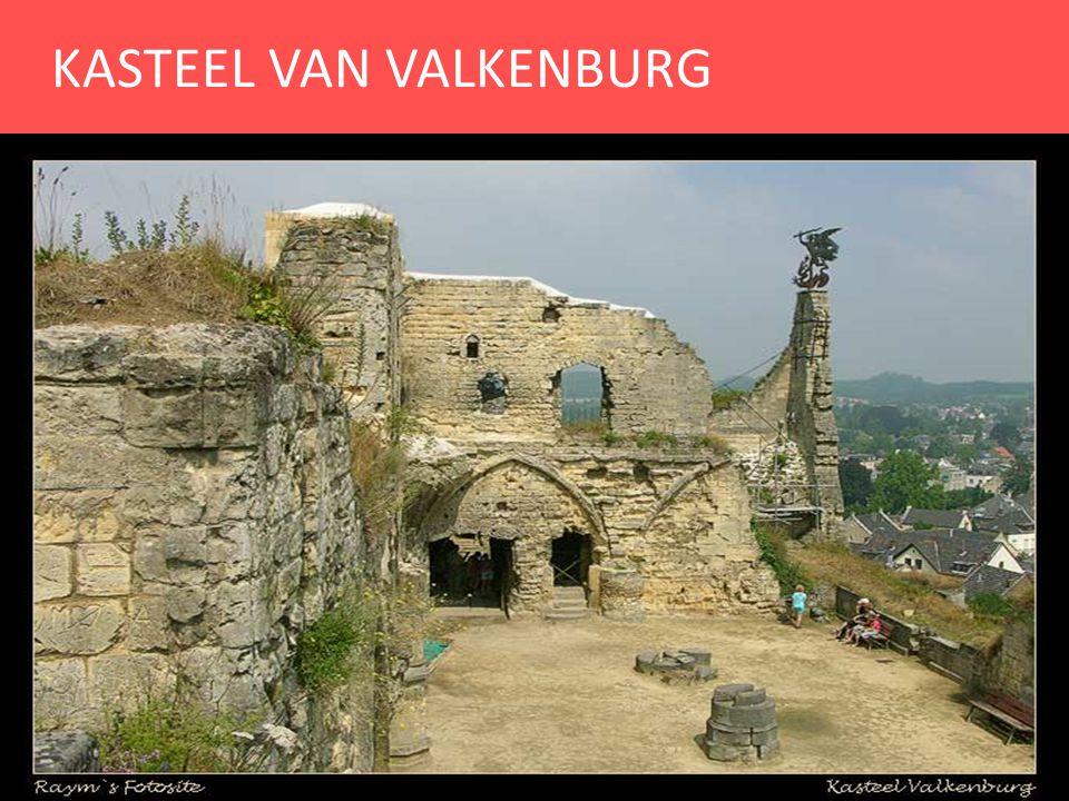 KASTEEL VAN VALKENBURG