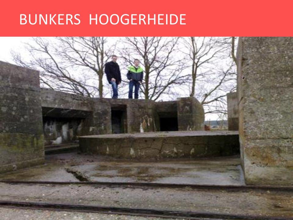 BUNKERS HOOGERHEIDE