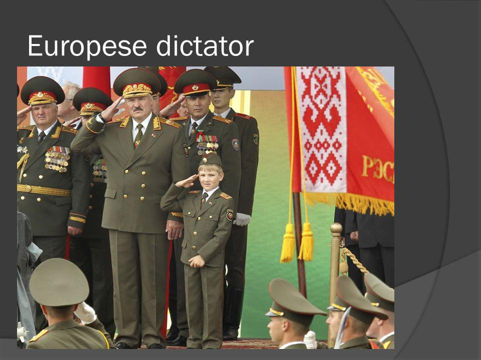 Europese dictator