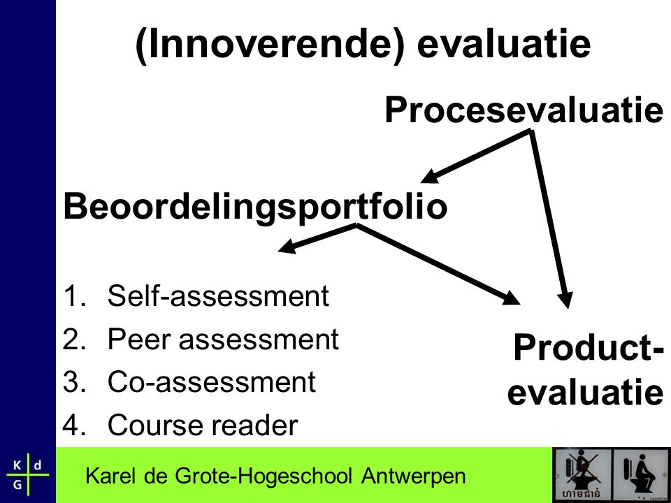 (Innoverende) evaluatie