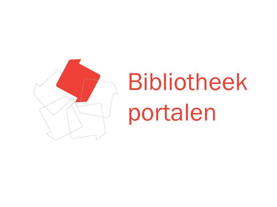 Bibliotheekportalen
