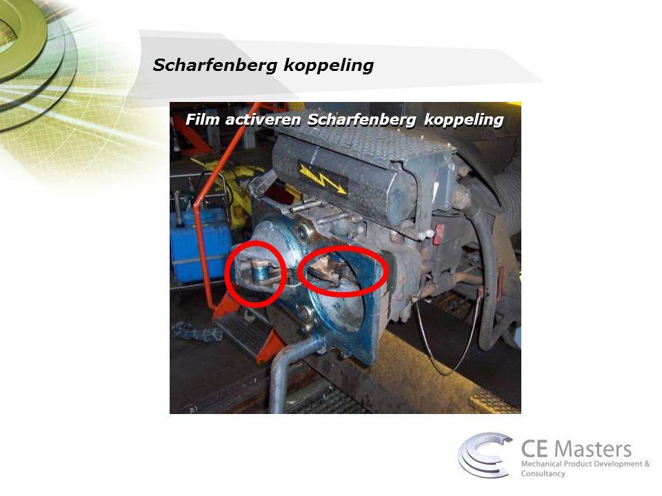 Scharfenberg koppeling