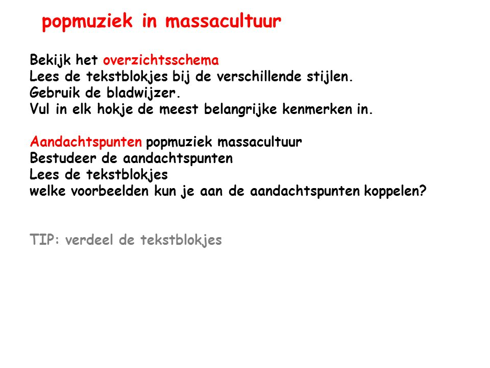 popmuziek in massacultuur