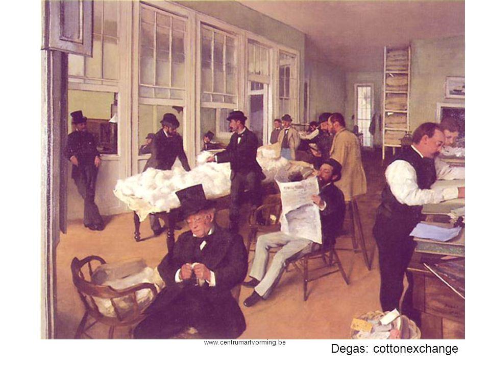 Degas: cottonexchange