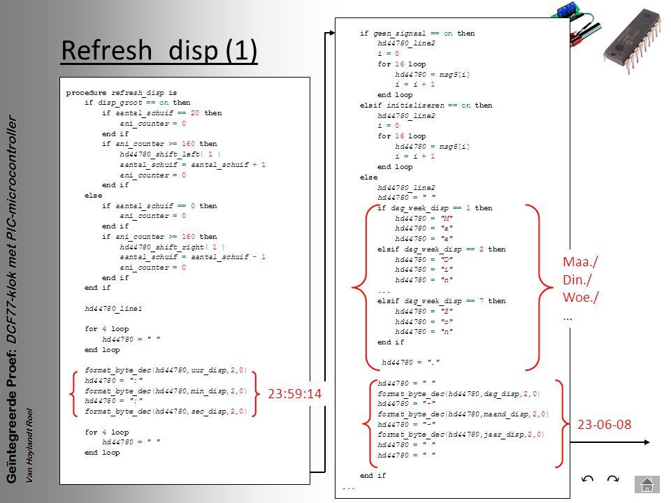 Refresh_disp (1) ⃔ ⃕ Maa./Din./Woe./… 23:59:14 23-06-08