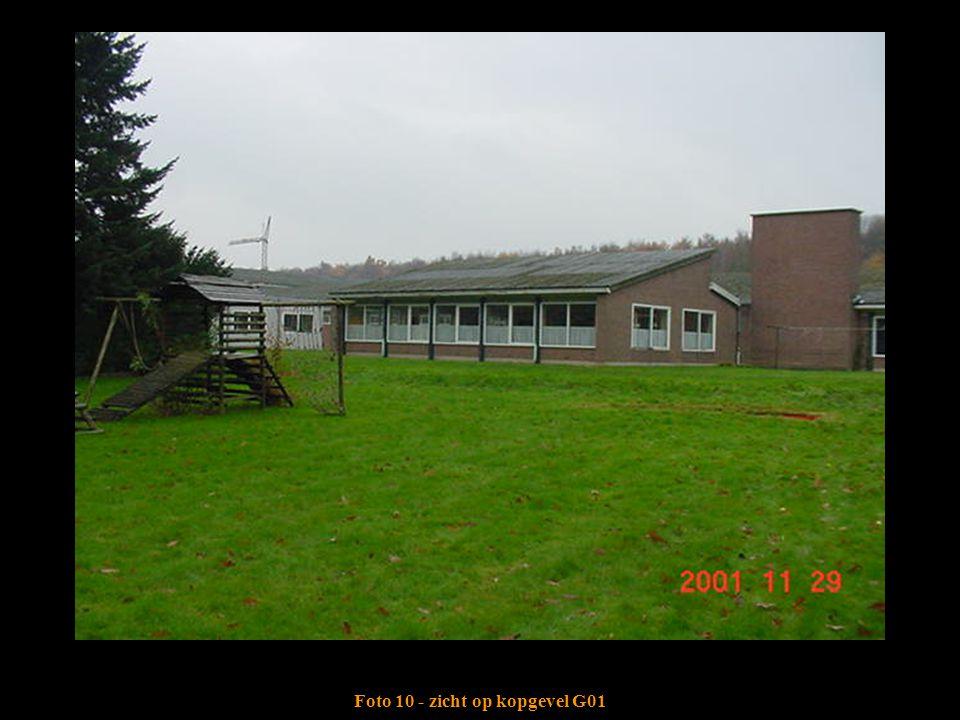 Foto 10 - zicht op kopgevel G01