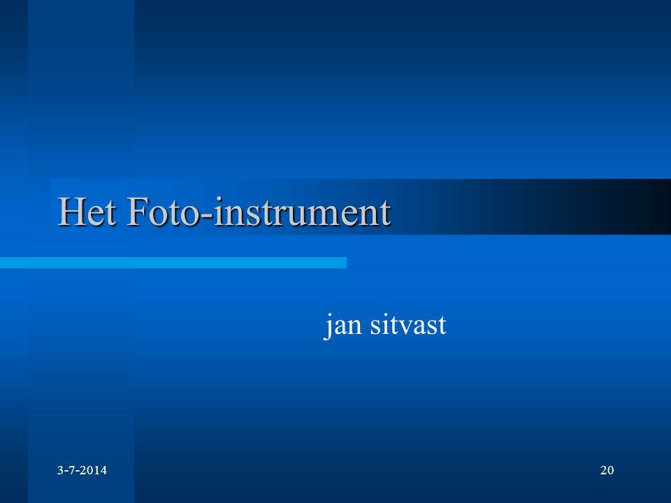 Het Foto-instrument jan sitvast 4-4-2017 20 20