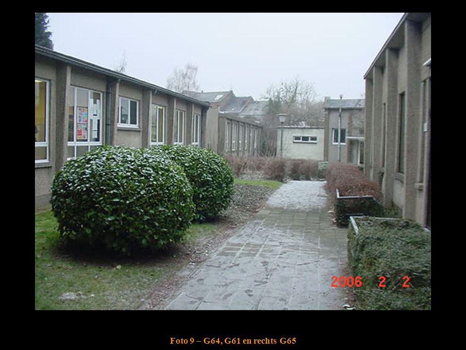 Foto 9 – G64, G61 en rechts G65