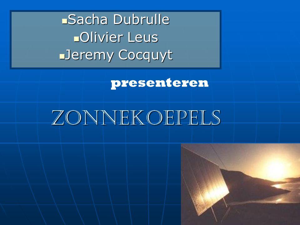 Sacha Dubrulle Olivier Leus Jeremy Cocquyt