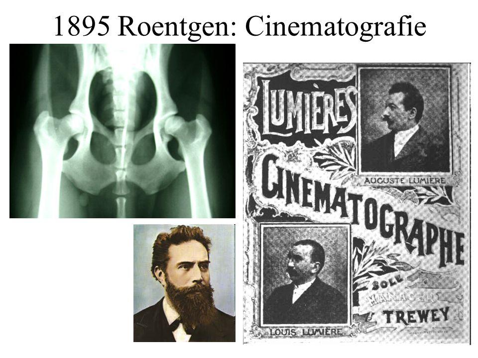 1895 Roentgen: Cinematografie