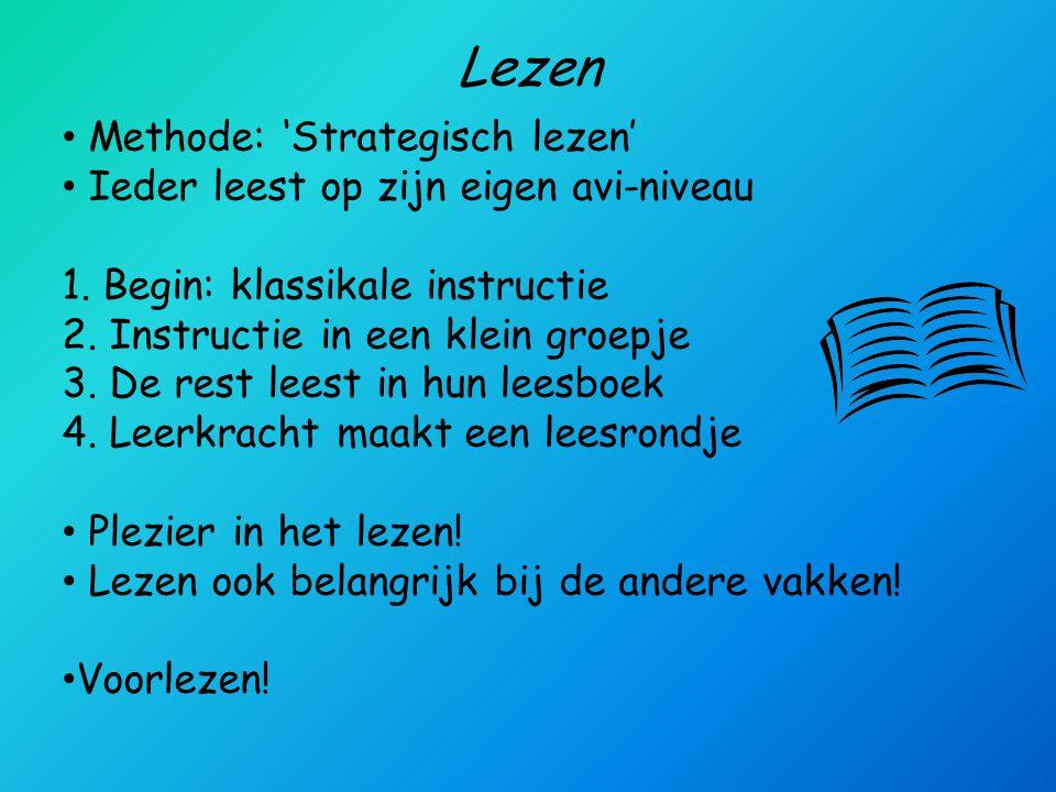 Lezen Methode: 'Strategisch lezen'