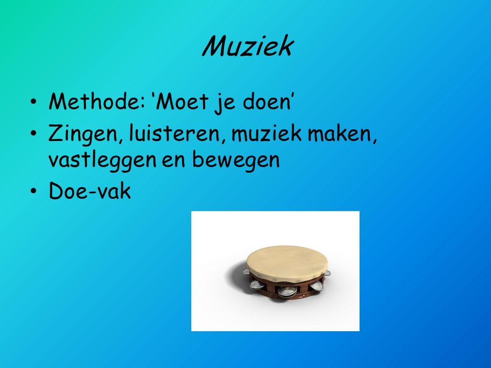 Muziek Methode: 'Moet je doen'