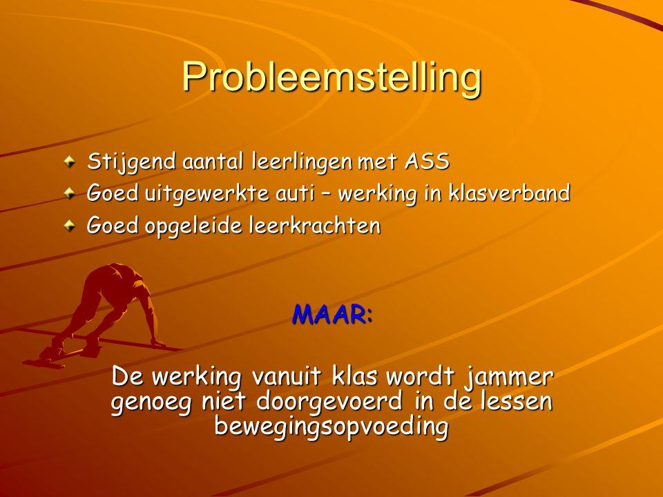 Probleemstelling MAAR:
