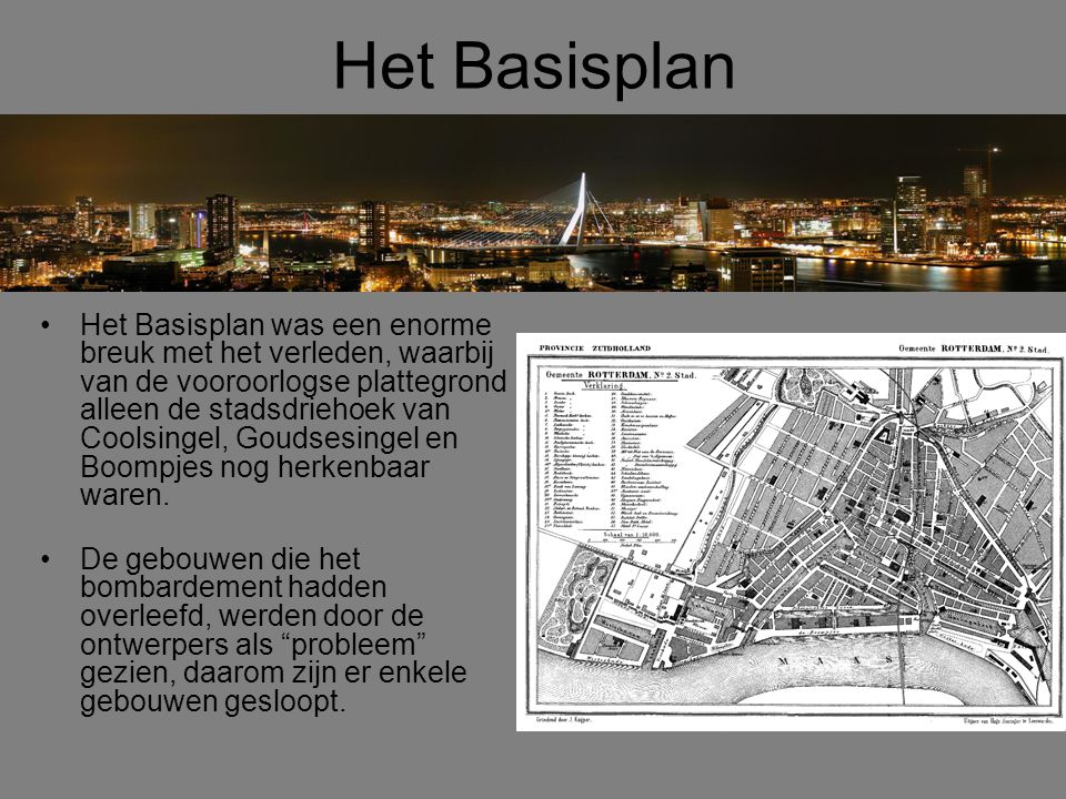 Het Basisplan