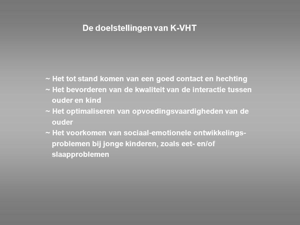 De doelstellingen van K-VHT