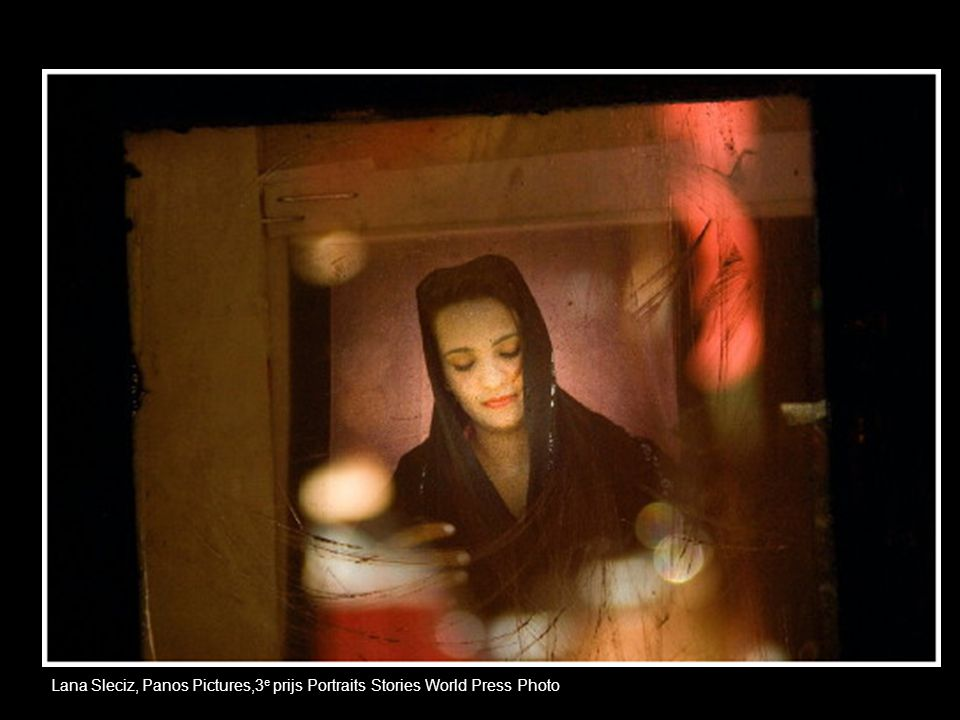 Lana Sleciz, Panos Pictures,3e prijs Portraits Stories World Press Photo