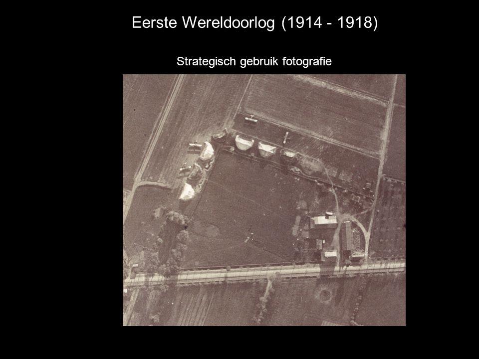 Eerste Wereldoorlog (1914 - 1918)