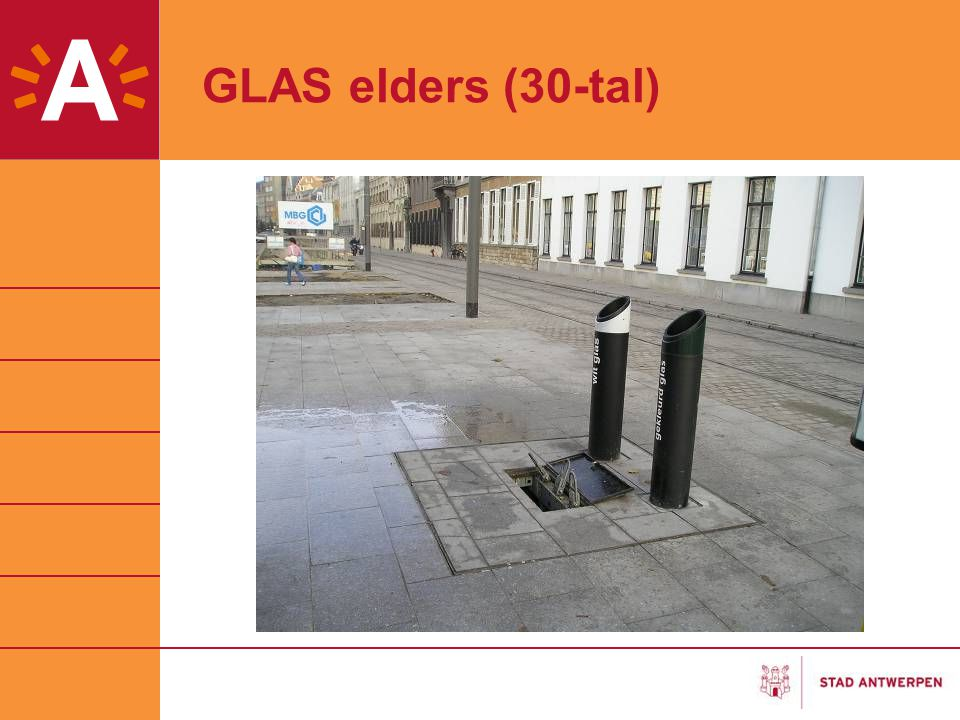 GLAS elders (30-tal)