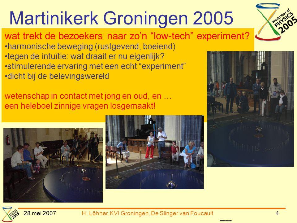 Martinikerk Groningen 2005