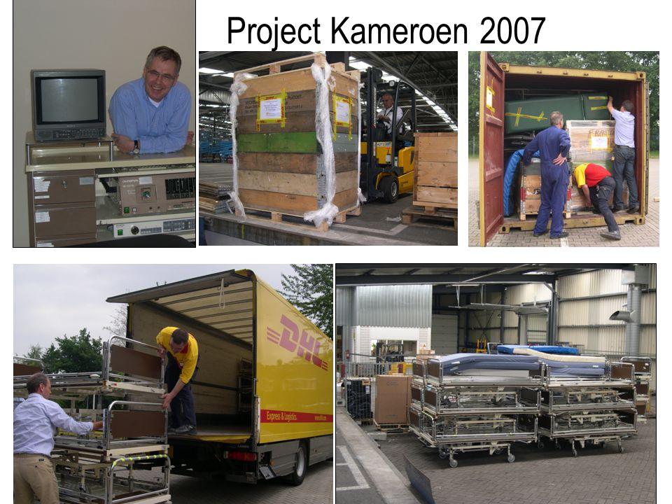 Project Kameroen 2007