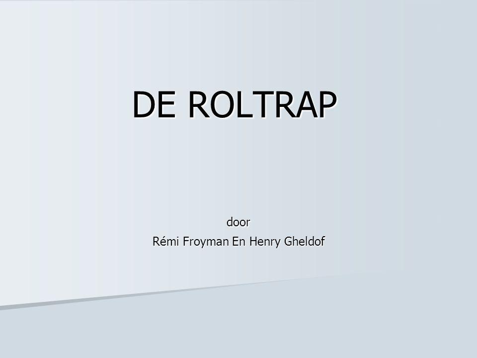 door Rémi Froyman En Henry Gheldof