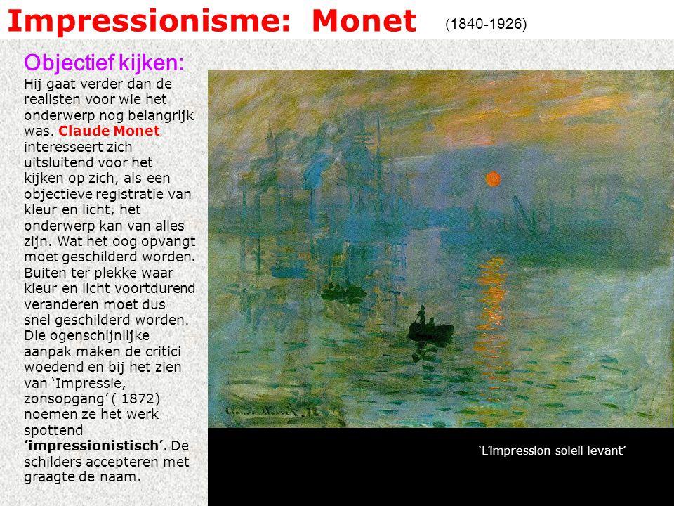 Impressionisme: Monet