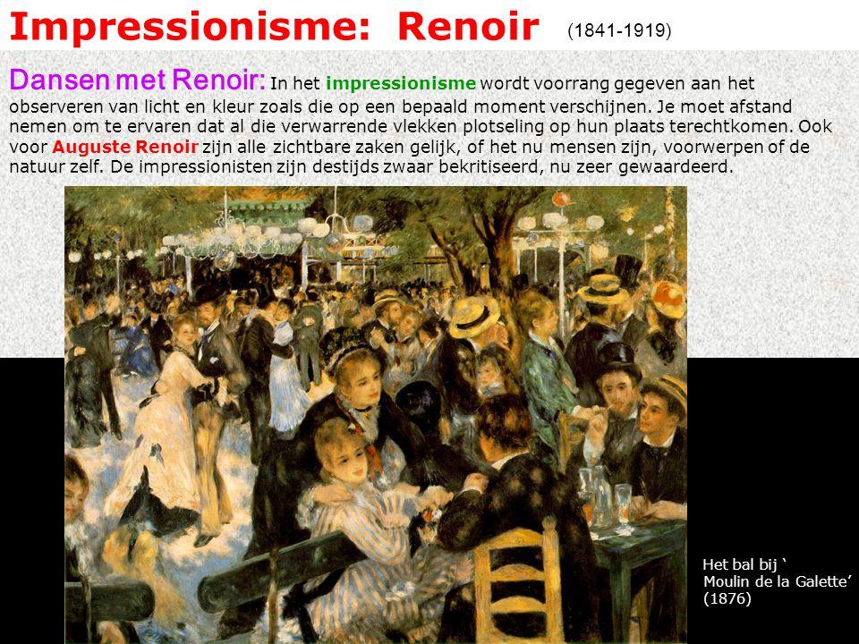 Impressionisme: Renoir