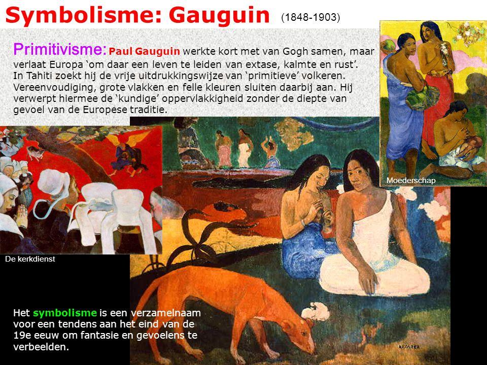 Symbolisme: Gauguin (1848-1903)