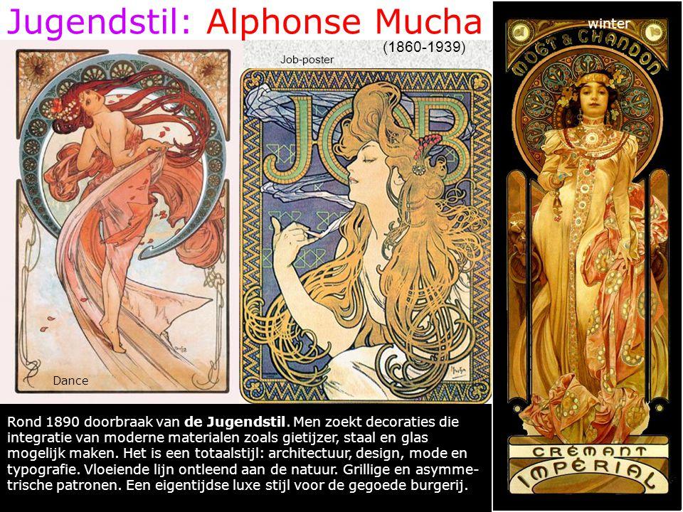 Jugendstil: Alphonse Mucha
