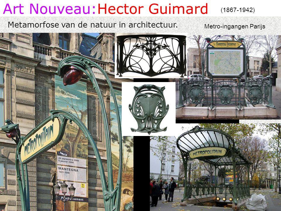 Art Nouveau:Hector Guimard