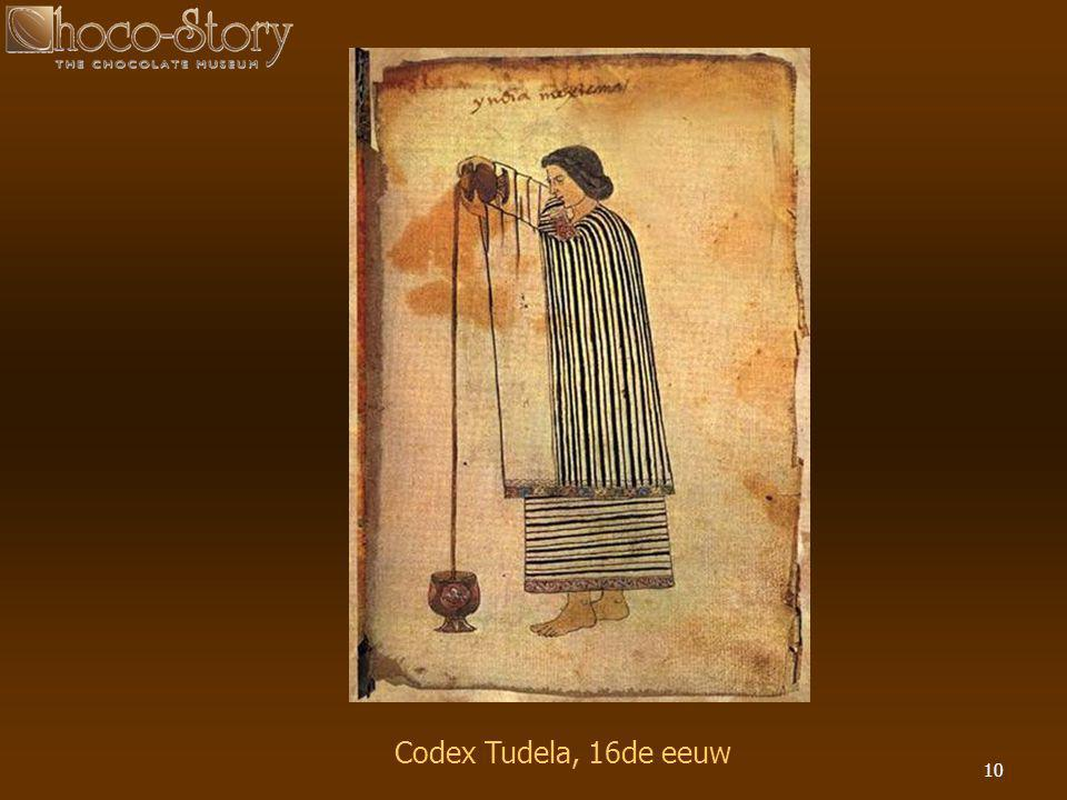 Codex Tudela, 16de eeuw