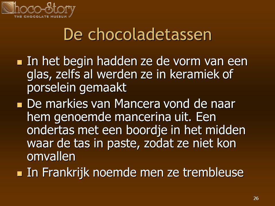 Cacao en chocolade   4000 jaar geschiedenis   ppt video online download